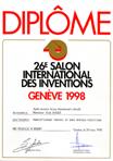 Necono AG - Diplom Genf