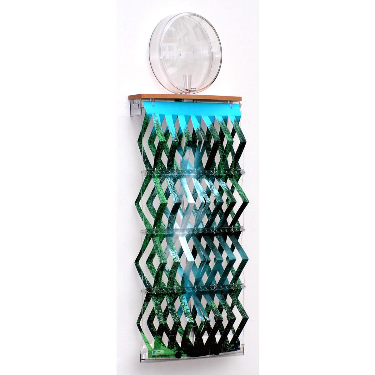 3D-Luftbefeuchter mit Motiv Wasserfall Necono AG