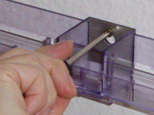 3D Befeuchter Montageanleitung - Gerät anhängen