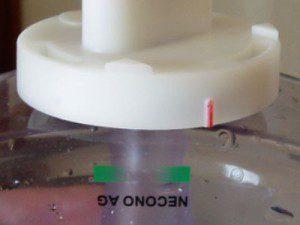 Montageanleitung 3D Befeuchter - Behälter auffüllen