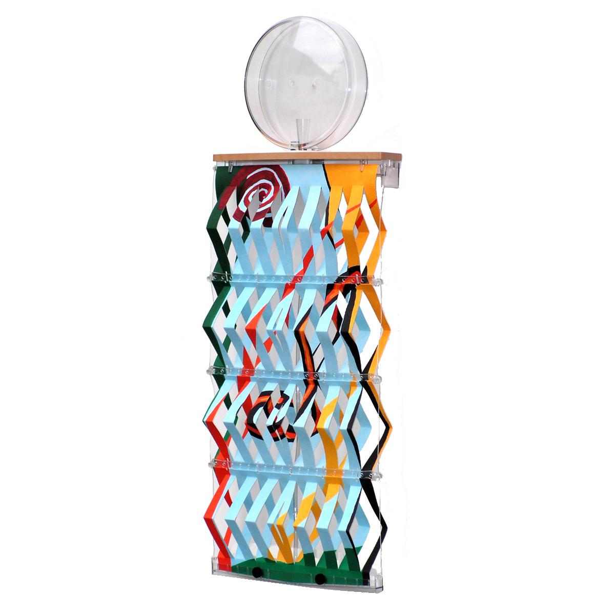 "Humidifier panel motif ""paint"""