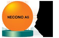 Luftbefeuchter und 3D - Befeuchter | NECONO AG