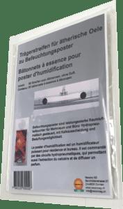 Dufträgerstreifen in C5 Umschlag, Inhalt 50 Streifen, Behandlung Husten und Heiserkeit