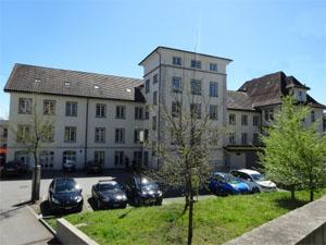 Necono AG Hauptsitz
