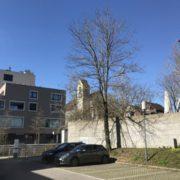 Schönes Wetter 16.03.2020 Kirche Rüti
