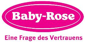 logo der Baby-Rose Gruppe Kinderfachgeschäfte