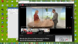 TV-emission Puls screen-shot